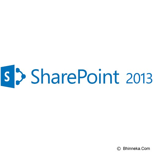 MICROSOFT SharePoint Server 2013 Standard User CAL [76M-01518] - Software Office Application Licensing